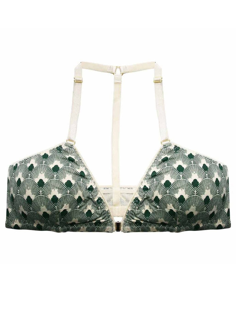 Sara Green Soft Bra by Underprotection