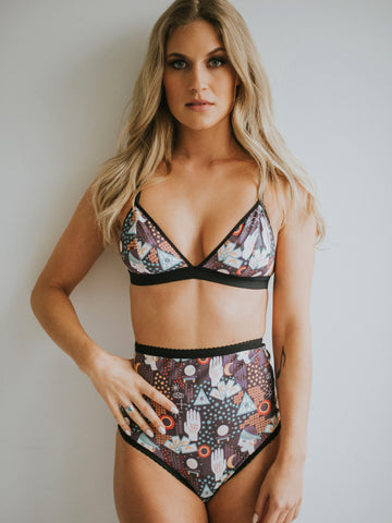 Whisper Retro Bralette