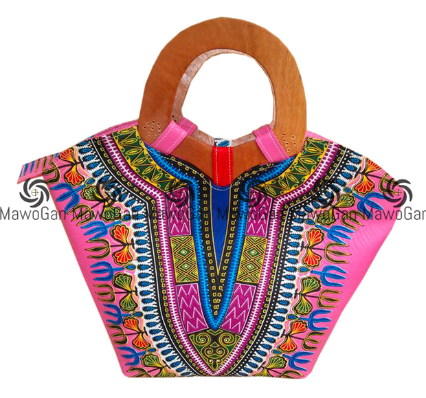African Dashiki bag