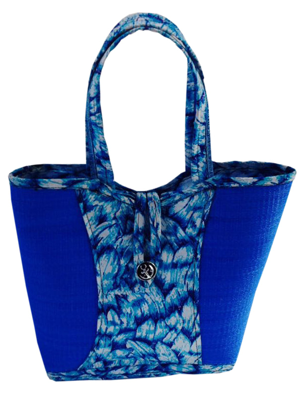Lovely Africanprint bag HeBalo