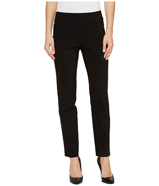 Black Krazy Larry Pull On Ankle Pant