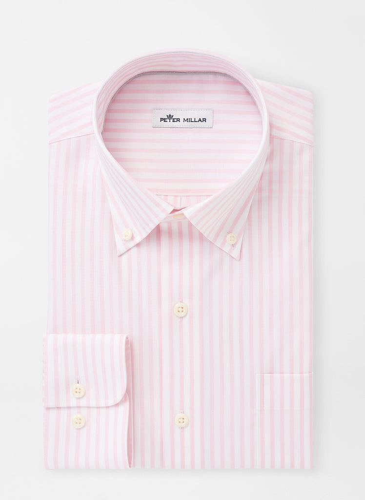 Peter Millar Crown Ease Caspian Sport Shirt