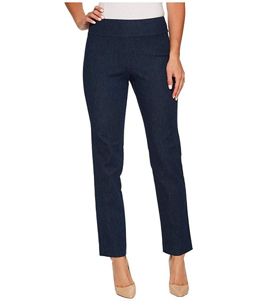 Denim Krazy Larry Pull On Ankle Pant