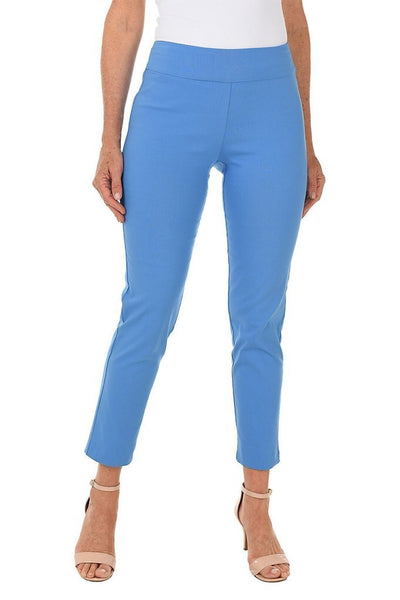 Blue Krazy Larry Pull On Ankle Pant