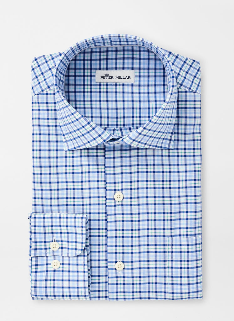 Peter Millar Claude Cotton-Blend Sport Shirt