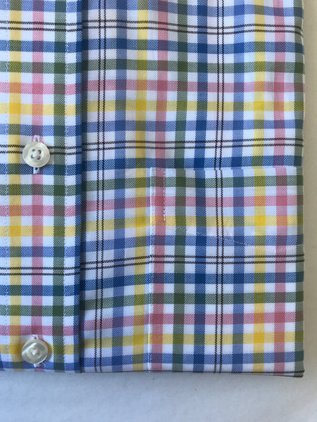 Vernon Scott Wrinkle Free Button Down