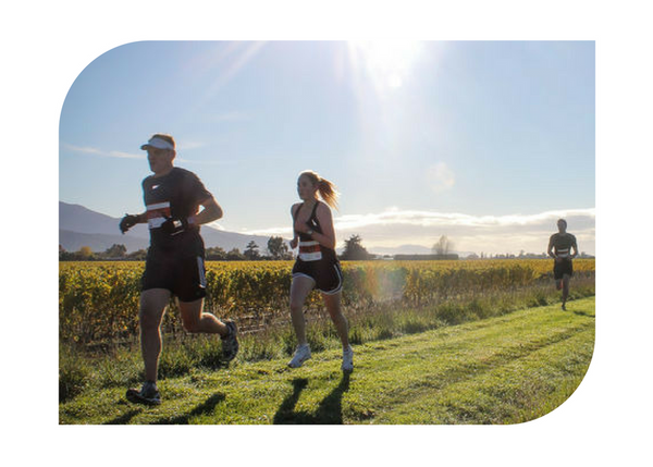 Race Day Nutrition Tips - St Clair Vineyard Half Marathon