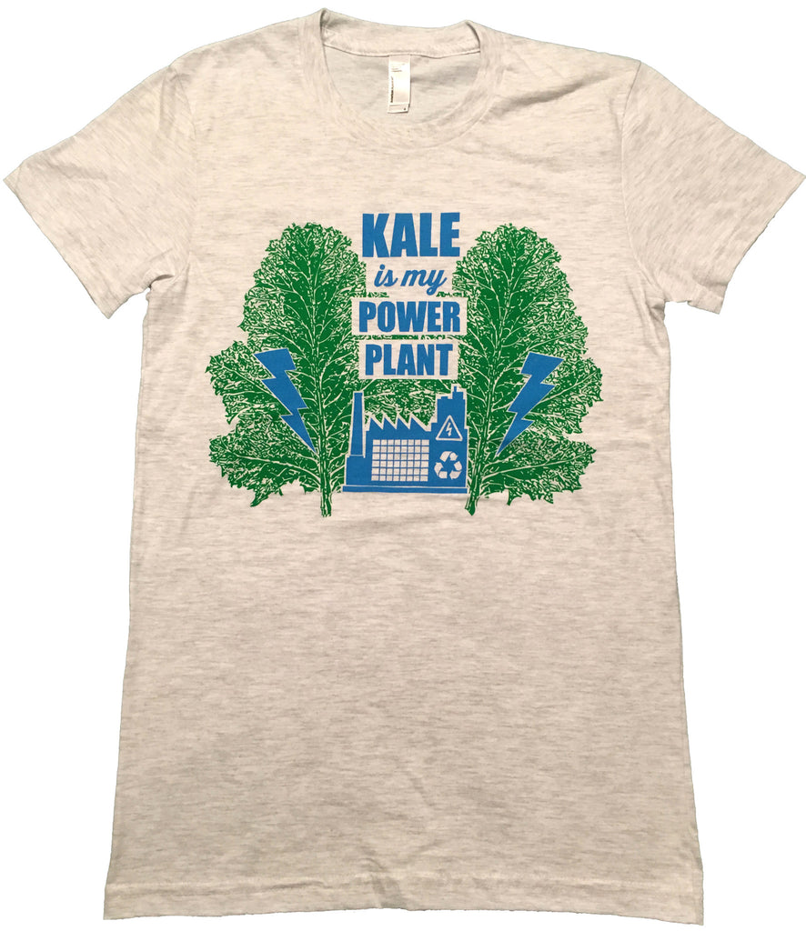 Kale Power Plant Tee - Women's