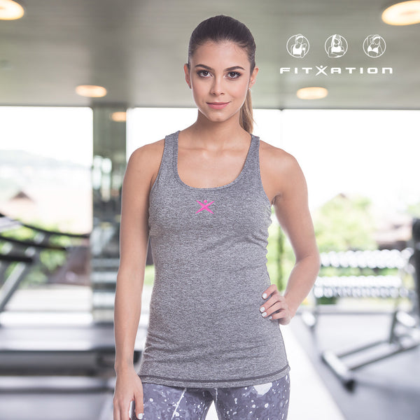 7510a0c5691ab Fitxation Gray   Pink Tank