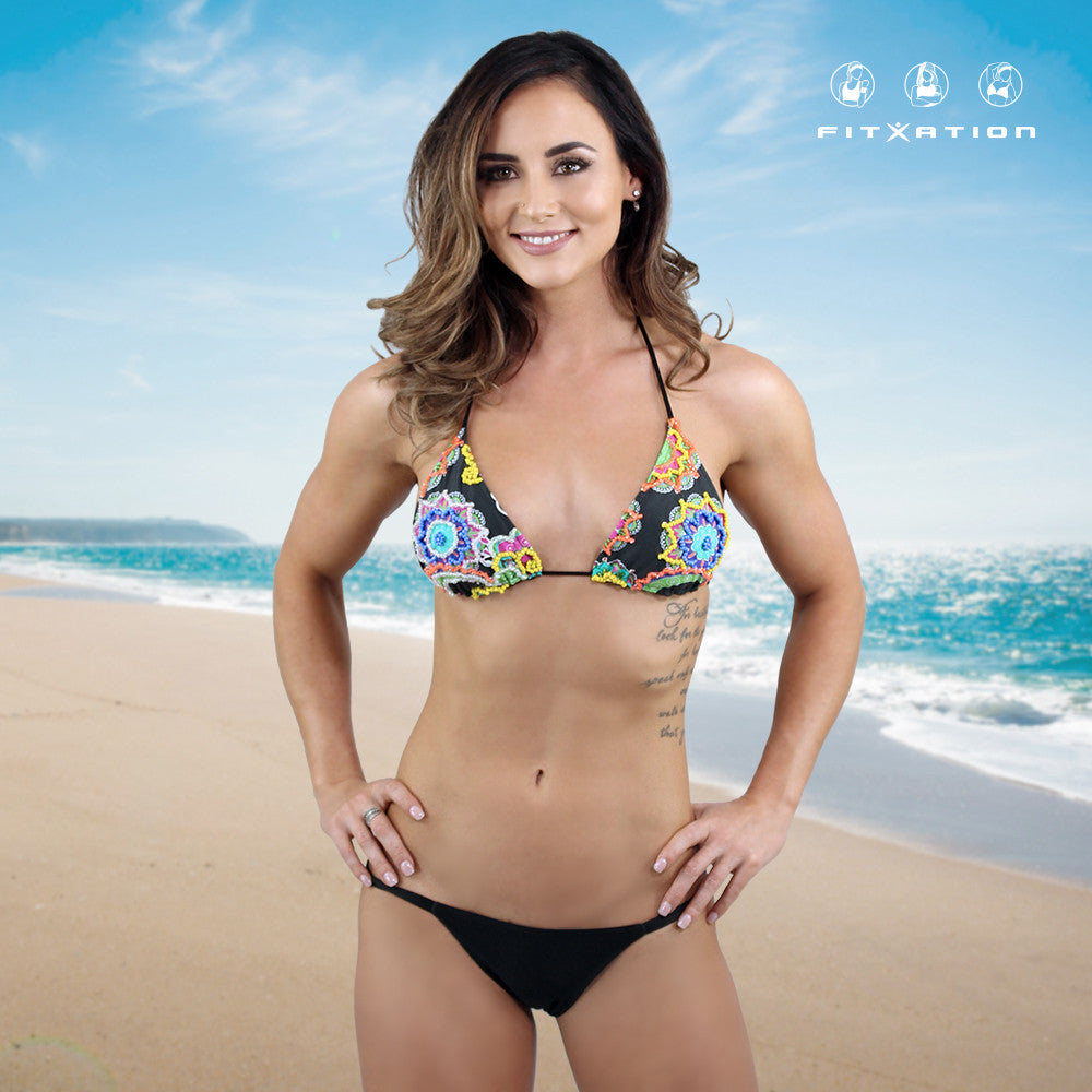 b5c82db89e8e0 FIT Goddess Sequenced Black Bikini – FITXATION