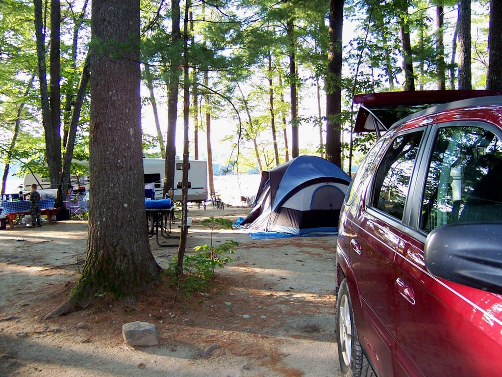 Beginner's Guide to Car Camping