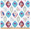 Frozen Disney Girls Boutique Ruffle Dress with Anna and Elsa Snow Queen