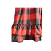 Buffalo Plaid Check Flannel Girls Boutique Clothing Dress Outfit