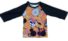 Mickey Halloween Boys Disney Raglan Shirt