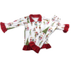 Grinch Christmas Girls Boys Boutique Clothing Pajamas  with The Grinch, Cindy Lou