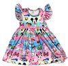 Minnie Mickey Mouse Princess Boutique Dress for Girls