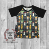 Star Wars Shirt BOY Boutique Clothes with Lei, Yoda, Hans Solo, Darth Vader and More
