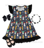 Star Wars Girls Dress - Star Wars Boutique Clothes for Girls - Boutique Outfit with Leia, Darth Vader, Yoda, Luke Skywalker and more!