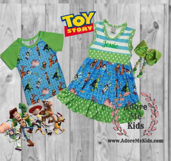 1ac212c52c7 Dress - Toy Story