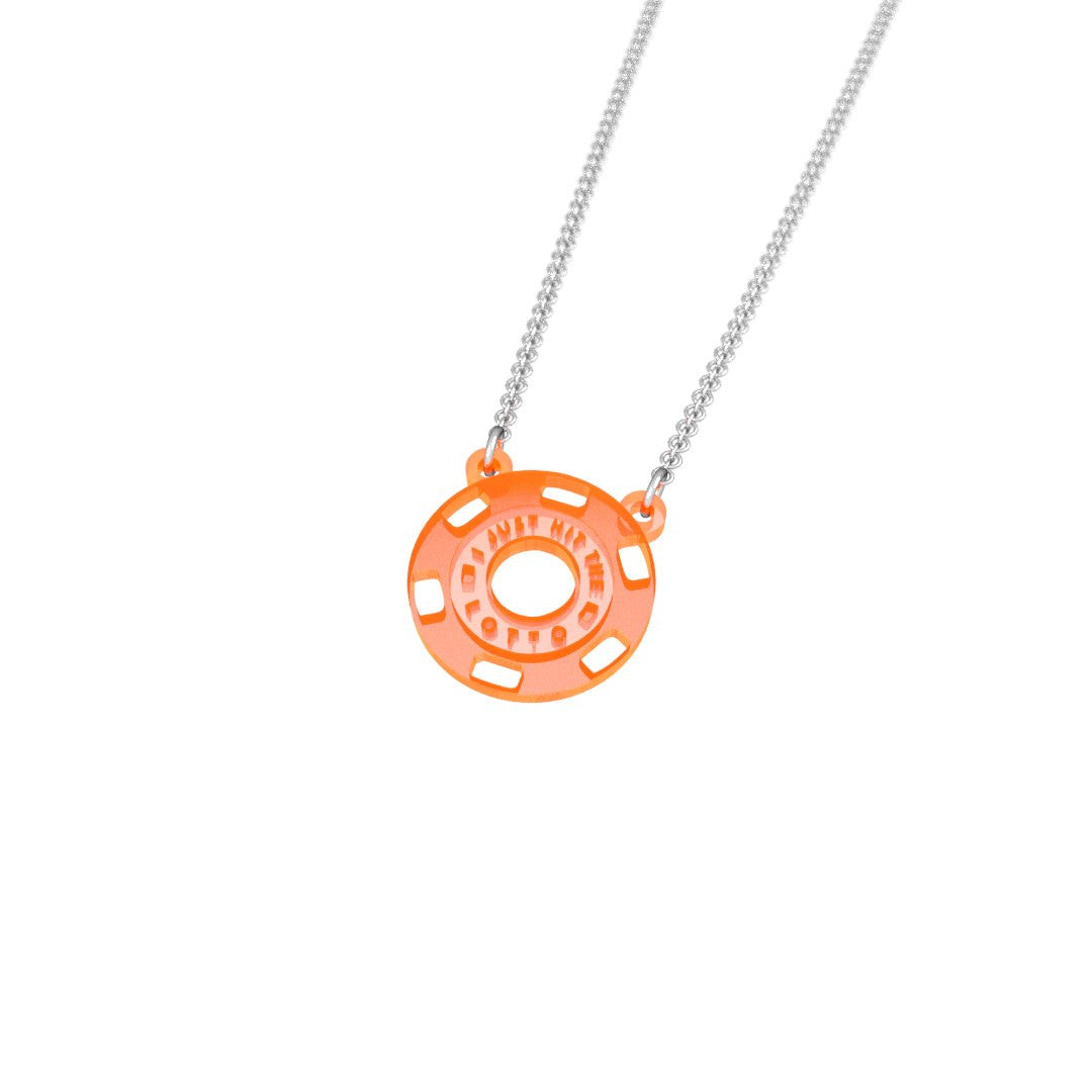 I Just Hit The Lotto Necklace