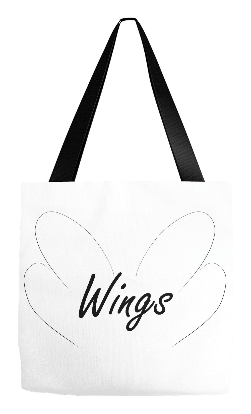 BTS Wings Tote Bag
