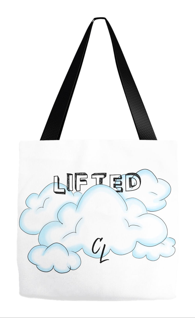 CL Lifted Tote Bag