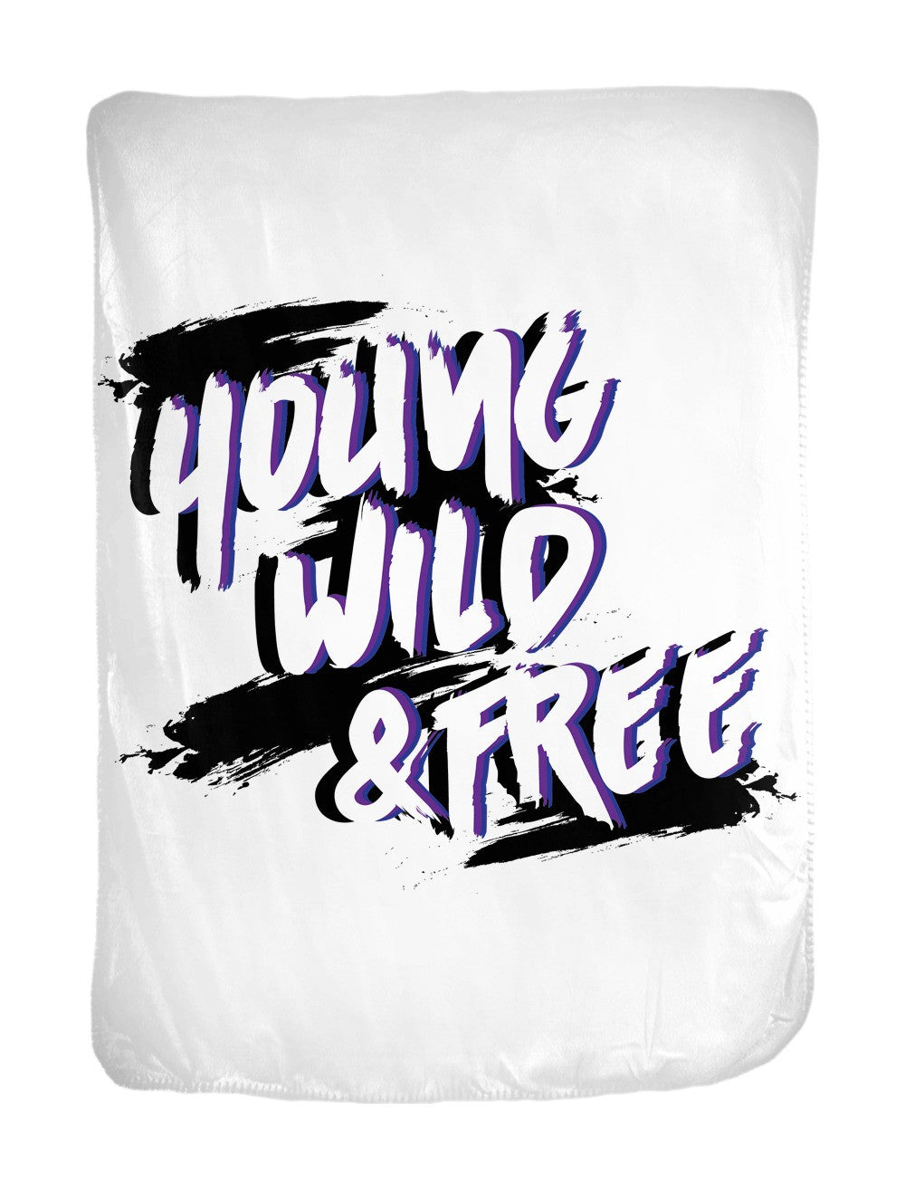 Young, Wild & Free Blanket