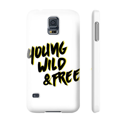 B.A.P Young, Wild & Free Phone Case  Sweet Boutique