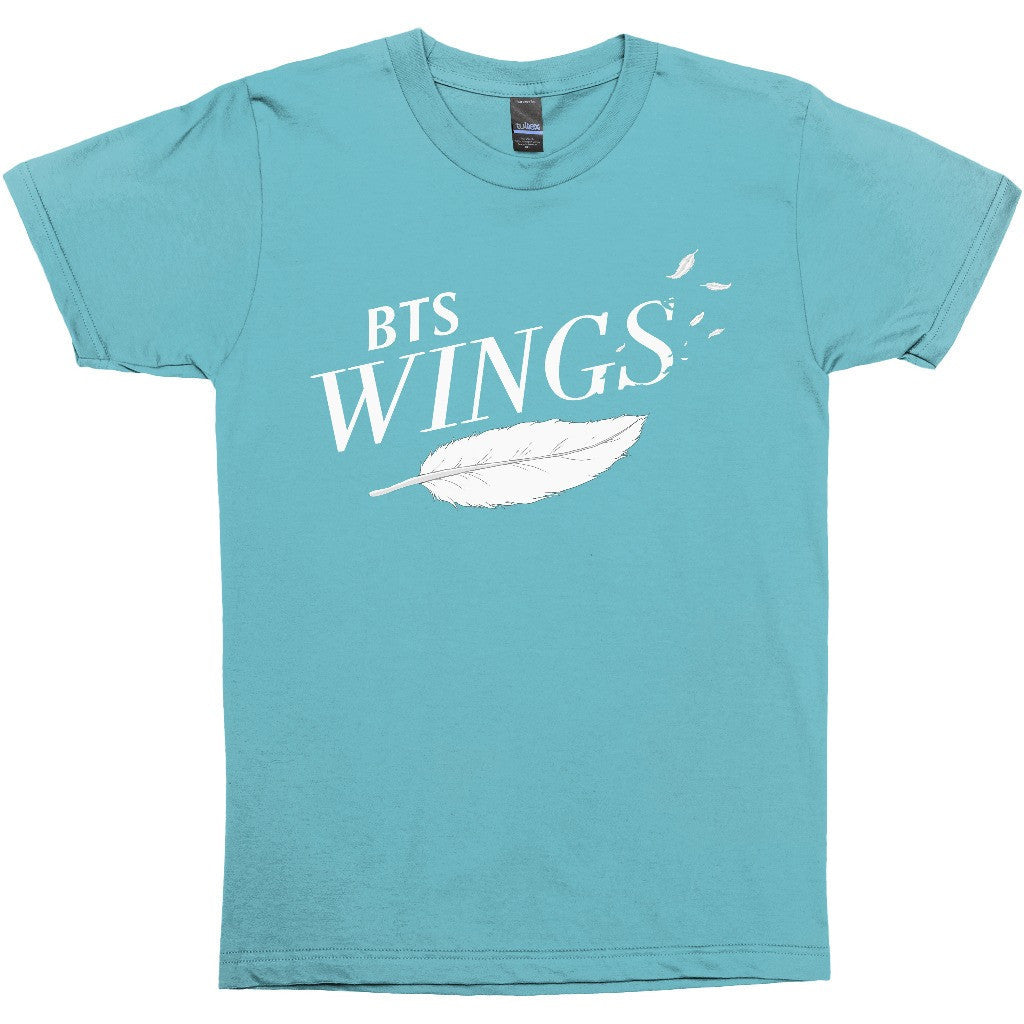 BTS The WINGS 2017 Tour Shirt