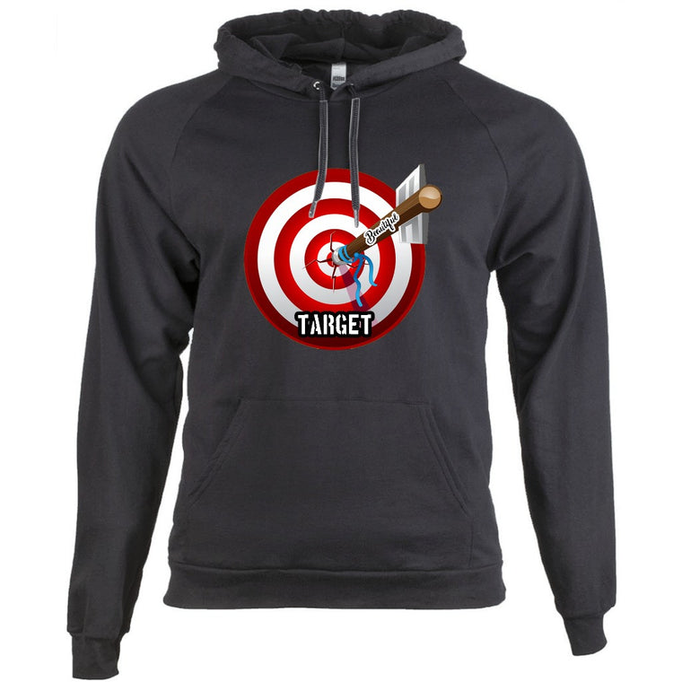 Beautiful Target Hoodie (Black Ver)