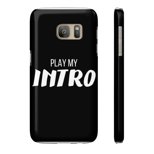 JRE Play My Intro Samsung Galaxy s5/s6/s7 Phone Case  Sweet Boutique
