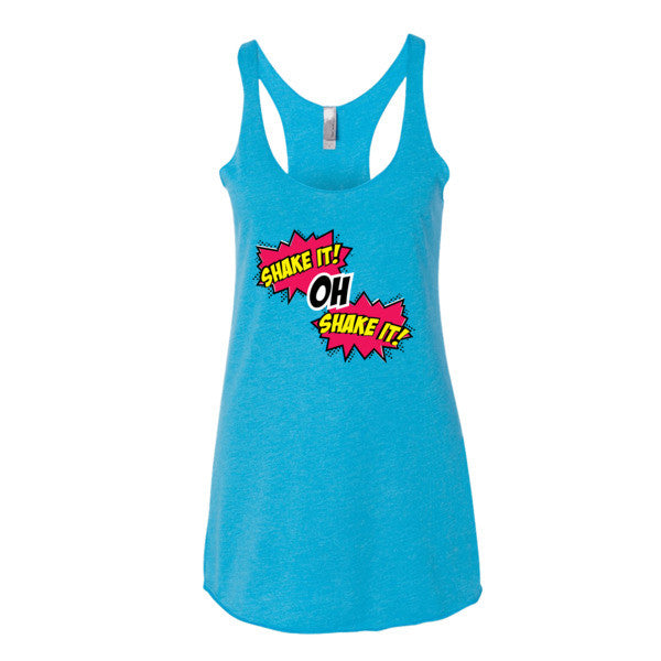 Sistar Shake It Women's Tank Top