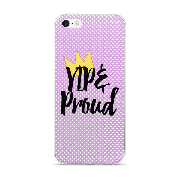 Big Bang VIP & Proud iPhone 5/5S/SE & 6S/6Plus/6SPlus Case