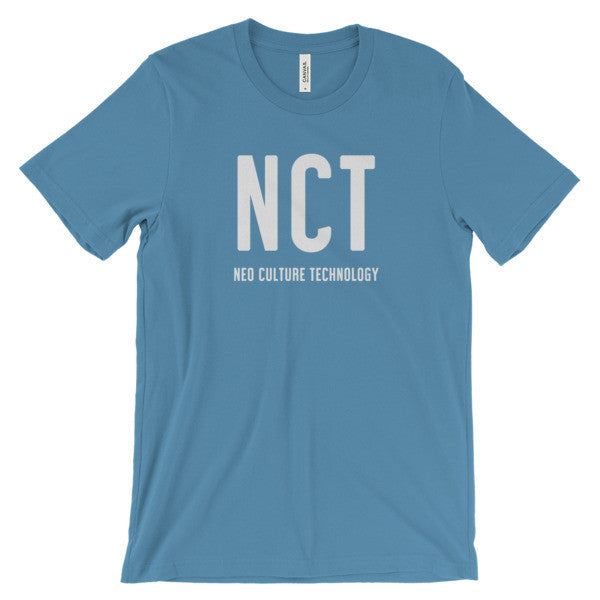 NCT Neo Culture Technology Short Sleeve T-Shirt