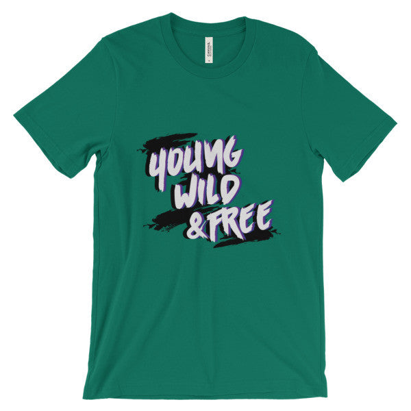 BAP Young, Wild & Free Short Sleeve T-Shirt