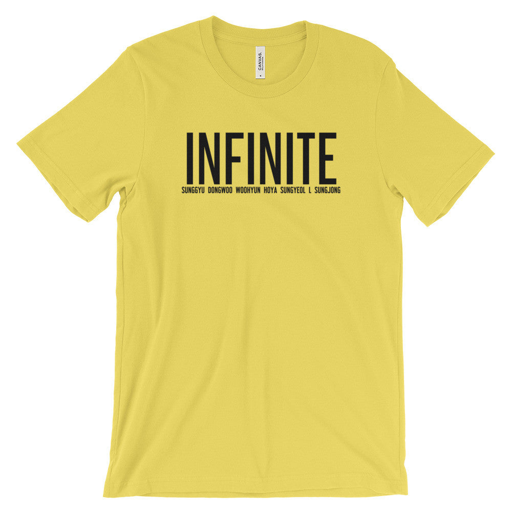 Infinite Group Short Sleeve T-Shirt