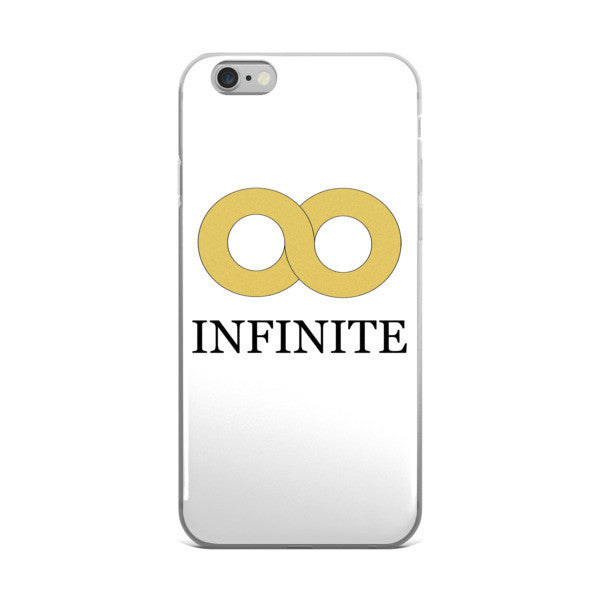 Infinite Symbol iPhone 5/5S/SE & 6S/6Plus/6SPlus Case