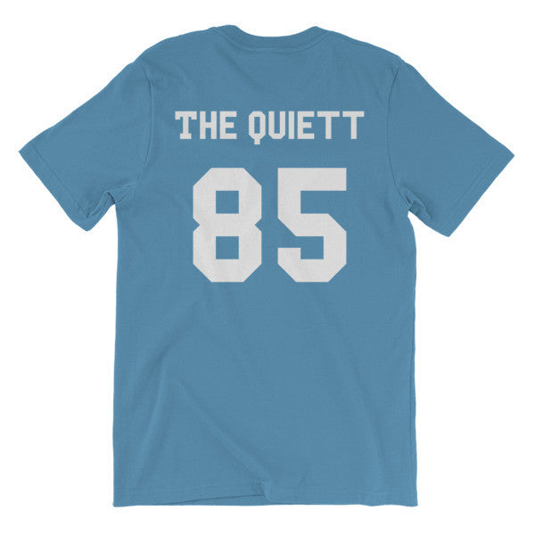 The Quiett Numbered Jersey Short Sleeve T-Shirt