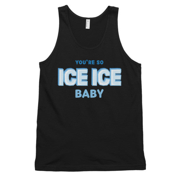 Seventeen You're So Ice Ice Baby Classic Tank Top