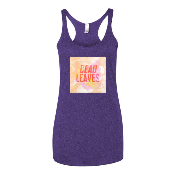 BTS Dead Leaves Women's Tank Top