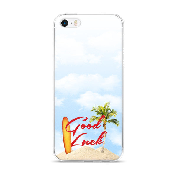 AOA Good Luck iPhone 5/5S/SE & 6S/6Plus/6SPlus Case