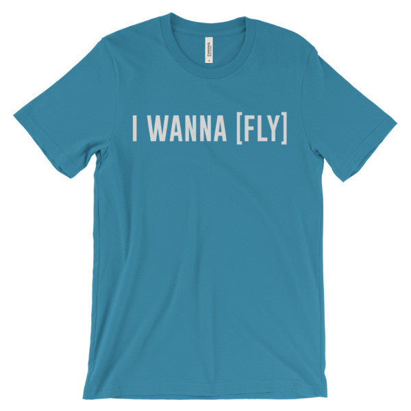 GOT7 I Wanna Fly Short Sleeve T-Shirt