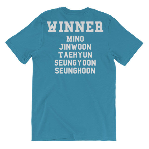 Winner Short Sleeve T-Shirt