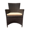 Patio Chair Montreal Synthetic Rattan