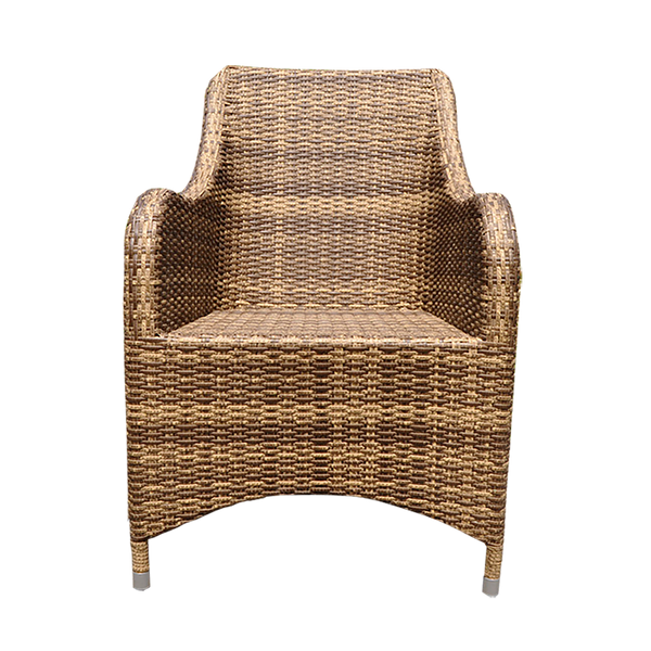 Patio Chair Milan Synthetic Rattan