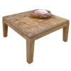 Patchwork Old Teak Coffee Table