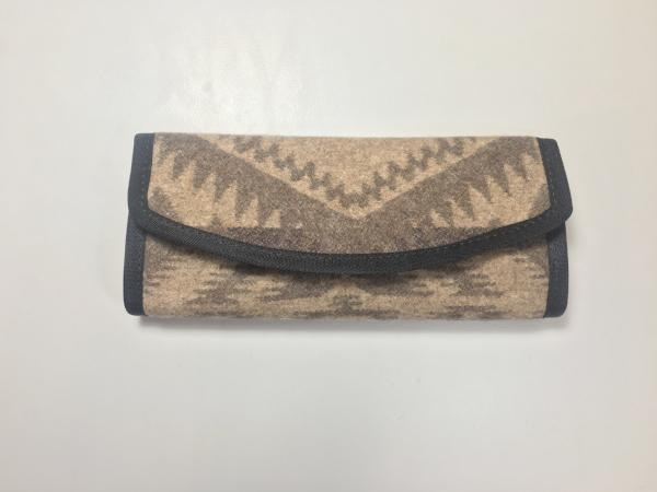 Clutch - Genuine Pendleton Wool