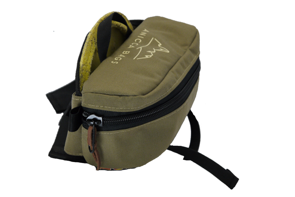 Disc Golf Hip Pack