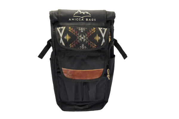 Teton Roll Top - Made with Genuine Pendleton Wool