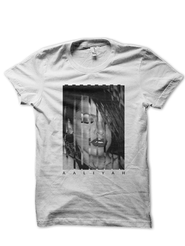 AALIYAH FOREVER TEE (WHITE)